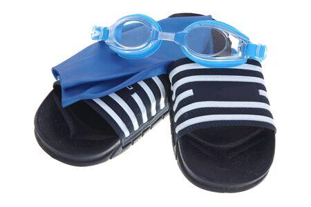 Swimming accessories photo