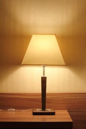 table lamp: Living room lamp