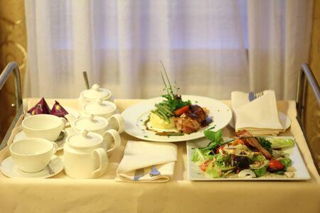 sala parto: servizio in camera, cibo dal ristorante