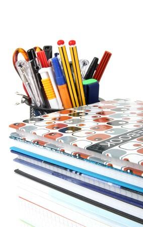 school tools, schools concept photo