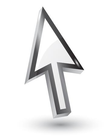 raton: punteros de flecha Vectores