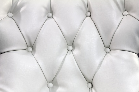 Hight quality white leather for upholstery furniture  photo