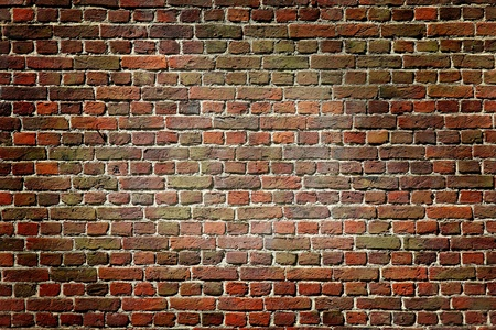 Old dark brick wall, texture background Stock Photo - 11363025