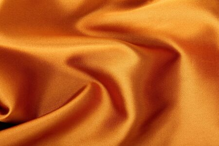 Golden sofness textile. Stock Photo - 12507441