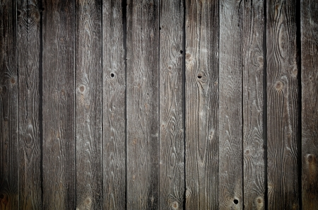 wood texture  background old panels, black and white tone Stock Photo