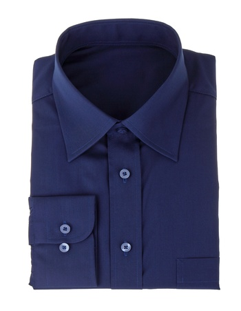 menswear: A new dark blue man