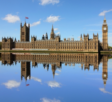 Houses of Parliament, Westminster, London Stock Photo - 16828380
