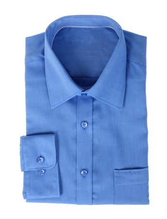 dry cleaned: Un uomo nuovo blu