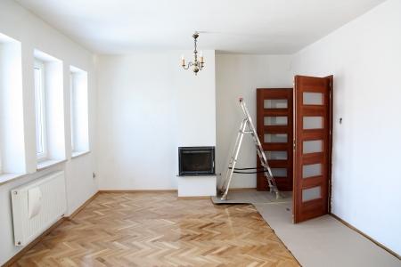 La rénovation domiciliaire (salon)