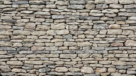 質地: 老石牆紋理