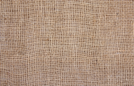 fibra: Natural linen texture use for the background. Stock Photo
