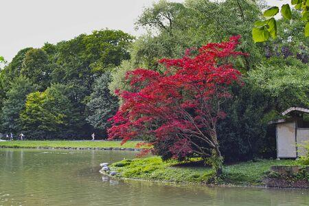 모나코 디 바비 에라 (Monaco di Baviera), 잉글리시르 가르 텐 (Englischer Garten)의 라게트