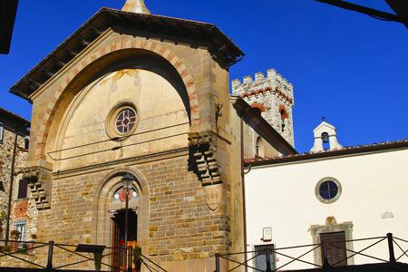 Radda in Chianti, Propositura di San Niccolo