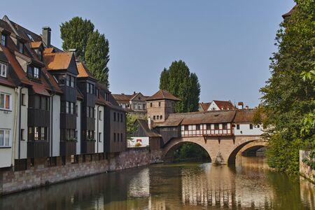 Nuremberg, the Ponte del Boia