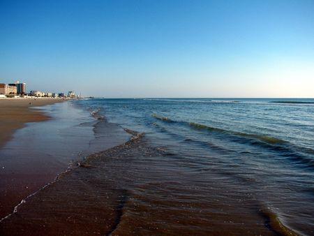 daytona beach view Stok Fotoğraf