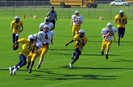 Jeff Davis middle school vs Wayne county middle school