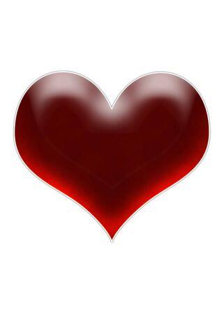 llustration of heart photo