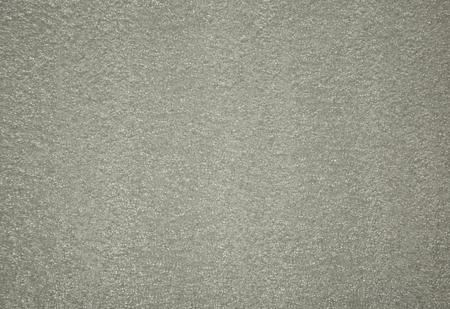 textura: Scheda spugne artificiali con struttura chiara e visibile, grigio chiaro. interessante sfondo e texture. Chiudere vista orizzontale. Archivio Fotografico