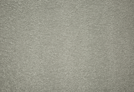 clearly: Sheet artificial sponges with clearly visible structure, light gray. Interesting background and textura. Close horizontal view. Stock Photo