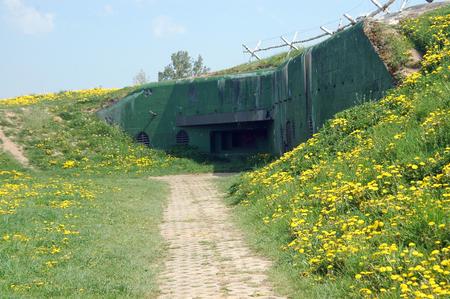 bunker: WW2 bunker