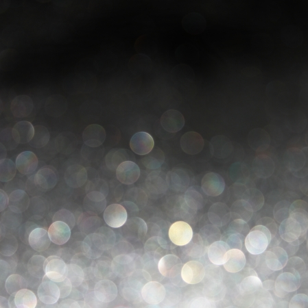 silver background: silver background  Elegant abstract background with bokeh defocused lights