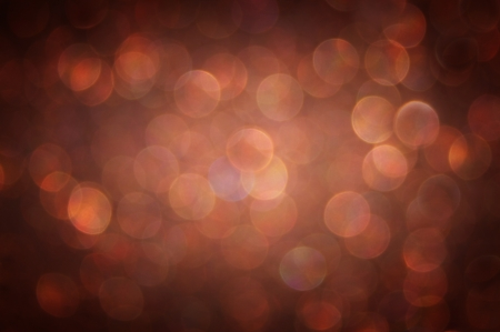 brown background  Elegant abstract background with bokeh defocused lights  photo