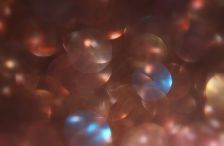 abstract brown bokeh lights  defocused sparkle lights photo
