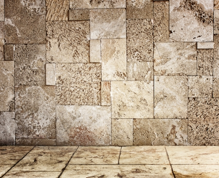 textured grunge wall and floor pattern photo