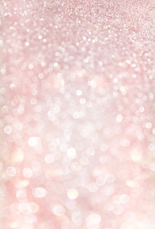 silver and red bokeh lights  pastel glitter lights photo