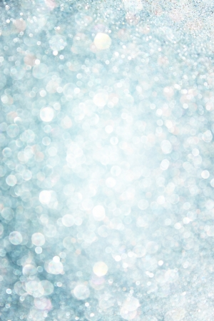 sparkles: white and grey bokeh lights  defocused background
