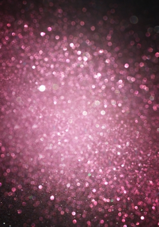 pink bokeh lights background photo