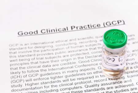 trial: Good Clinical Practice  GCP