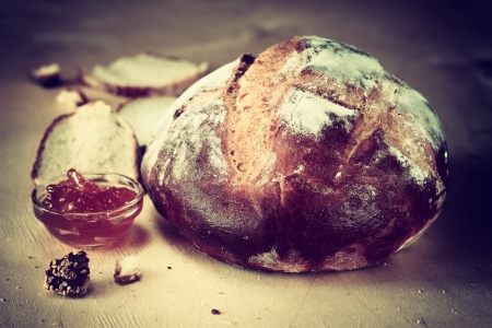 life loaf: rustic homemade bread