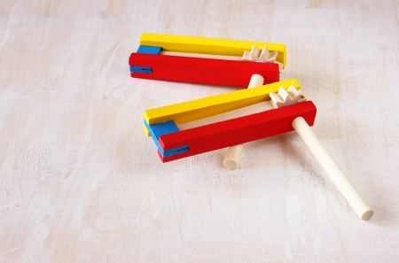 megillah: noisemaker or gragger for purim celebration holiday