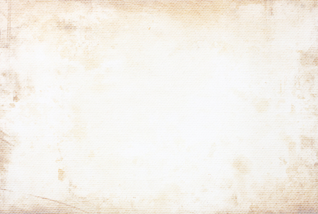 stretched: textured and stained canvas   Stock Photo