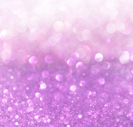 white silver and purple abstract bokeh lights  defocused background photo
