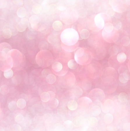 white and pink abstract bokeh lights  defocused background 免版税图像
