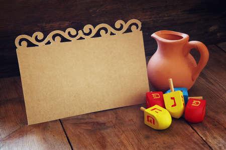 jewish: image of jewish holiday Hanukkah