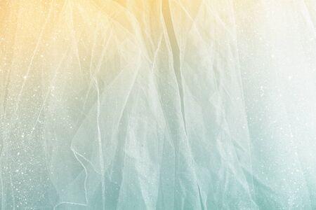 tul textura de fondo vintage de gasa. concepto de la boda. vendimia filtrada y la imagen de tonos
