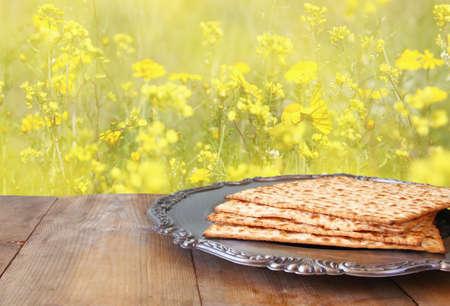 passover: Pesah celebration concept jewish Passover holiday