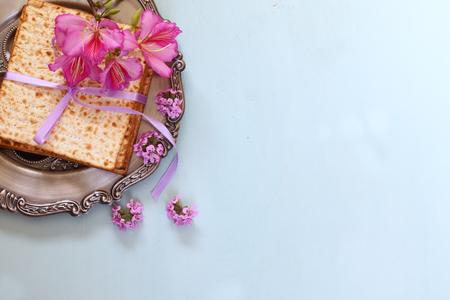 jewish: Pesah celebration concept (jewish Passover holiday)