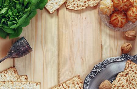 Pesah Feier-Konzept (jüdischen Passah Feiertag)