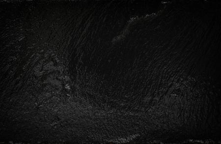 dark grey slate: natural black slate background.