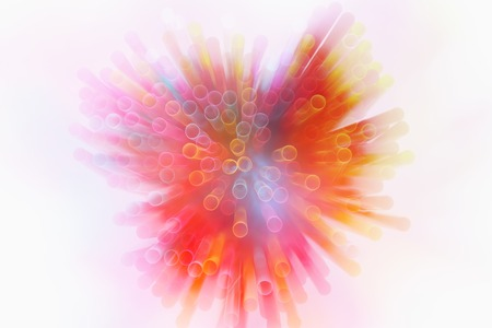 abstract image of Colorful light explode.