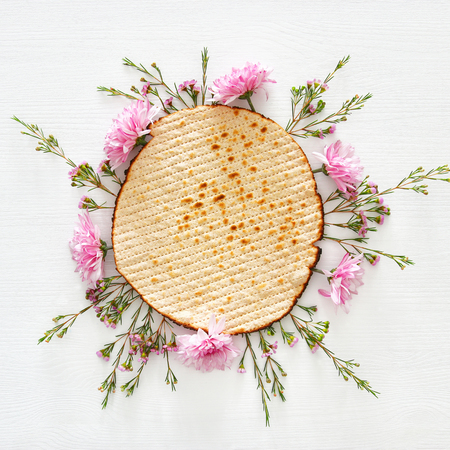 Pesah celebration concept (jewish Passover holiday) Stock Photo - 93818828