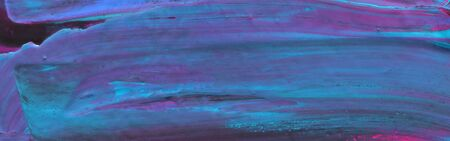 photography of abstract marbleized effect background. Blue, pink and purple creative colors. Beautiful paint. banner Reklamní fotografie