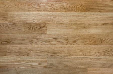 Oak wood background - wooden parquet flooring