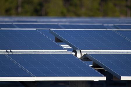Central Florida power generation farm