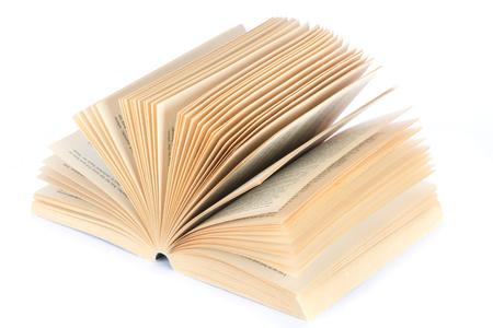 Offenes Buch Standard-Bild - 26372120
