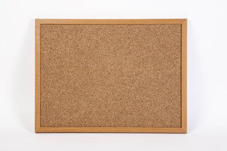 backgrounds: cork board onwhite backgrounds